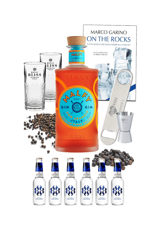 Gin Genie – Malfy Arancia