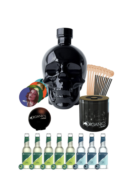 Crystal Head Vodka – Organics party kit