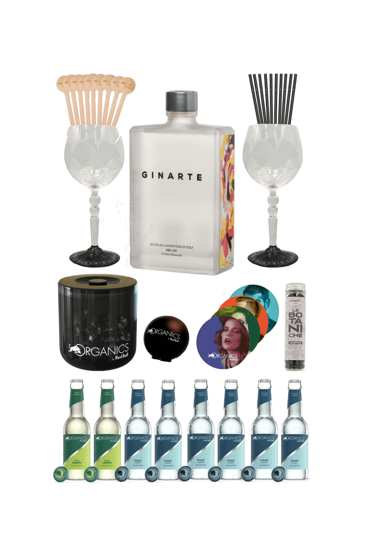 GinArte – Organics party kit