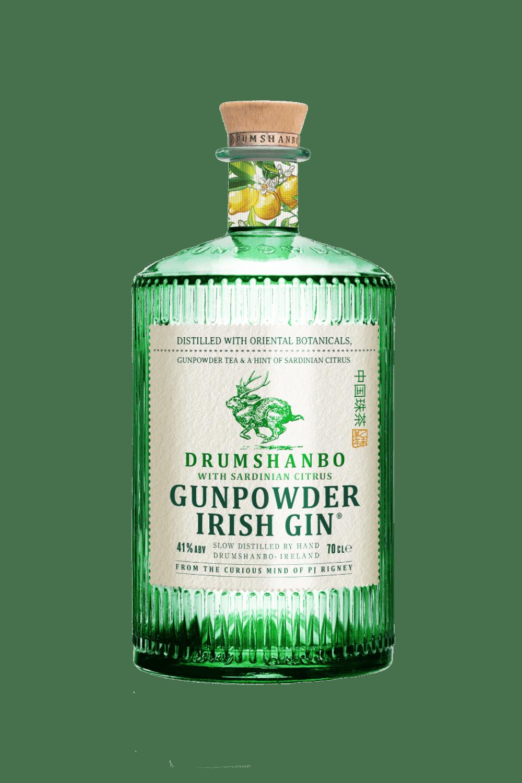 Gunpowder Irish Gin Sardinian Citrus