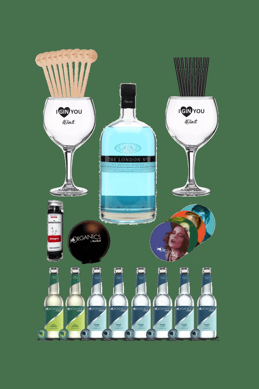 London N1 – Organics party kit