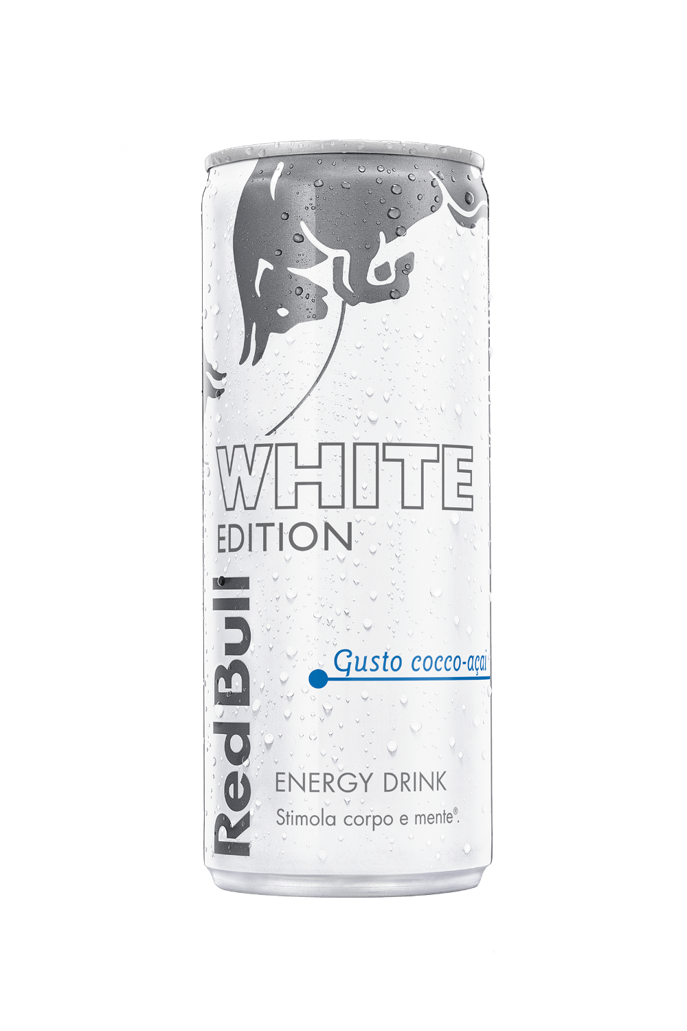 Red Bull Energy Drink White Edition Gusto cocco-açai