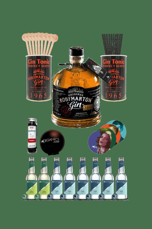Roby Marton- Organics party kit