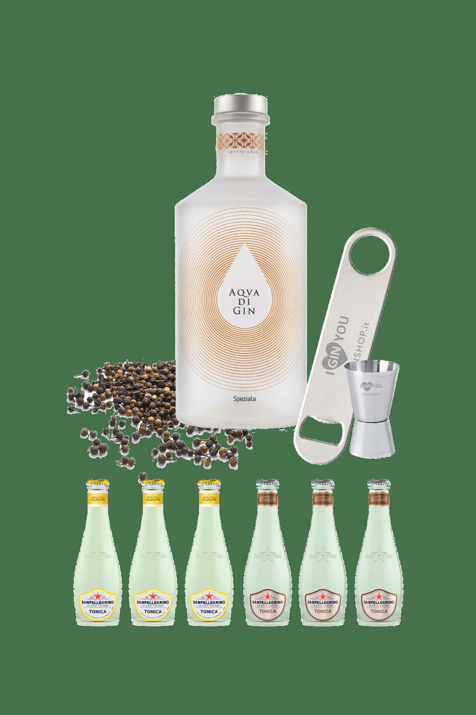 Aqva di Gin Speziata – Partystarter