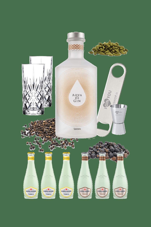 Aqva di Gin Speziata – Mission Ginpossible