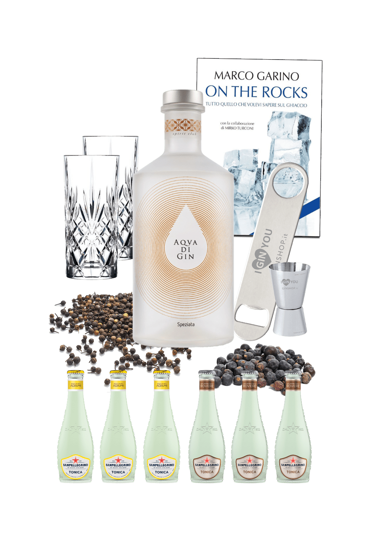 Aqva di Gin Speziata – Gin Genie