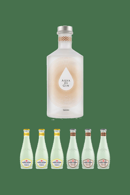 Aqva di Gin Speziata – La Coppia Perfetta