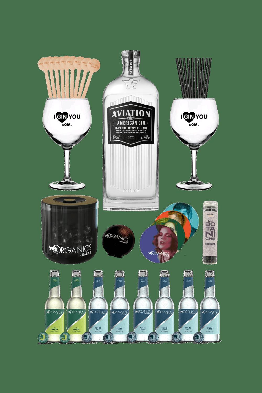 Aviation – Organics party kit