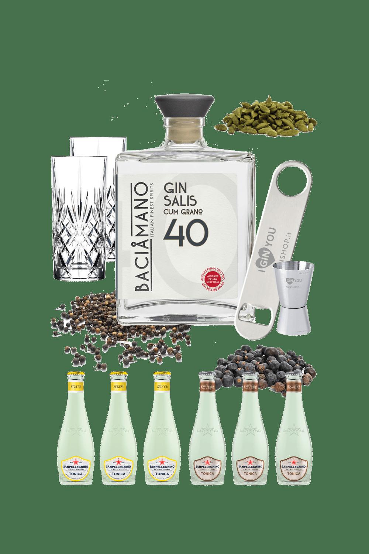 Baciamano Gin (cum grano) Salis – Mission Ginpossible