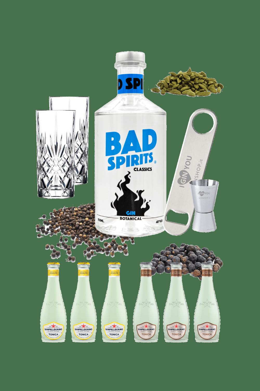 Bad Spirits Classics – Mission Ginpossible