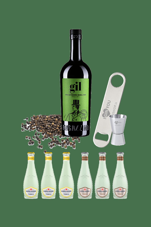 Gin Gil – Partystarter