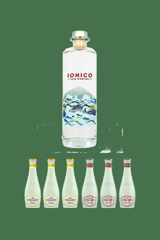 Gin Ionico – La Coppia Perfetta