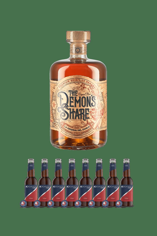 Demon's share Rum – coppia perfetta