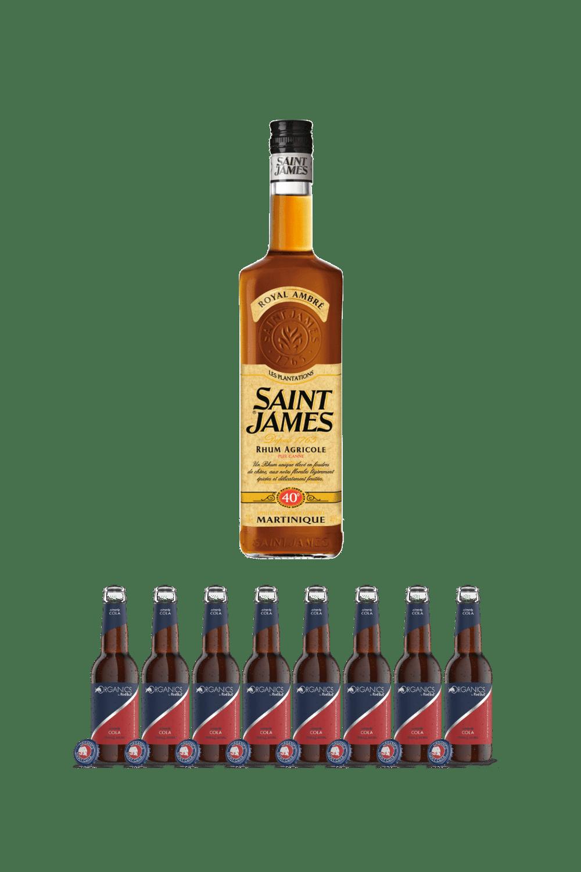Saint James Royal Ambré – coppia perfetta
