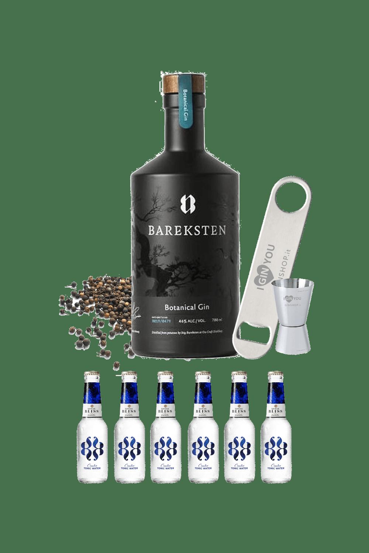 Partystarter – Bareksten