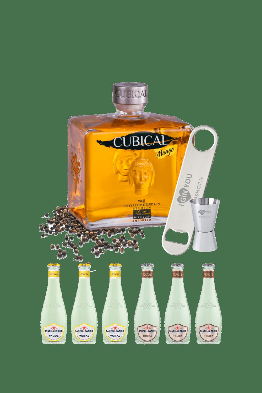 Cubical Mango – Partystarter