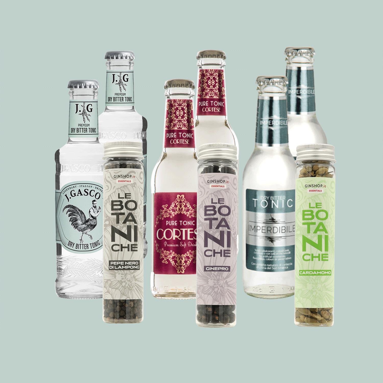 Tonics & Botanicals Pack