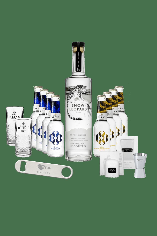 Snow Leopard Kit