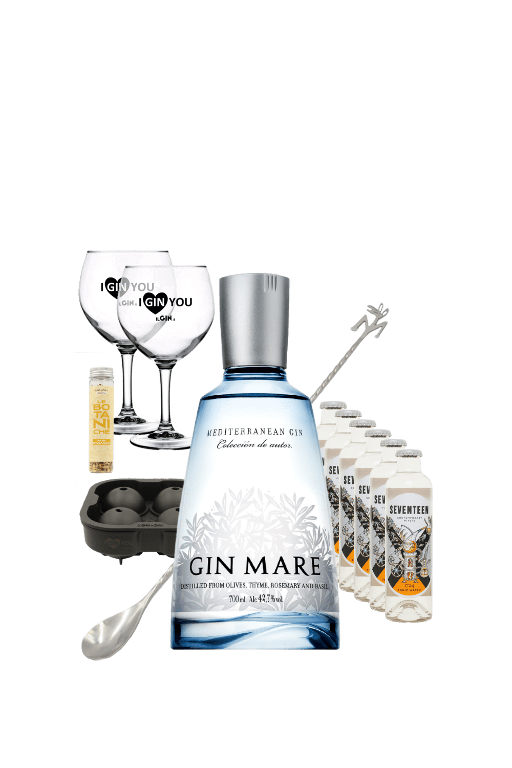 KIT GIN MARE