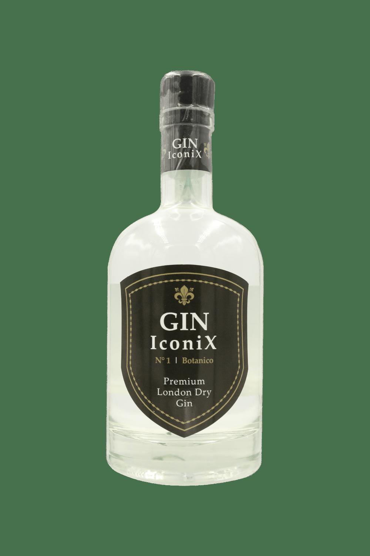 Gin Iconix Premium London Dry N. 1 Botanico