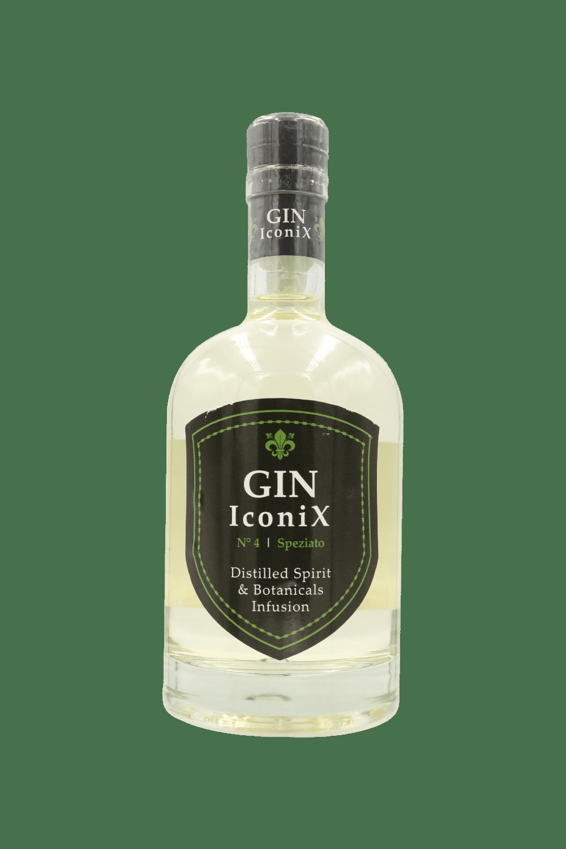 Gin Iconix N. 4 Speziato