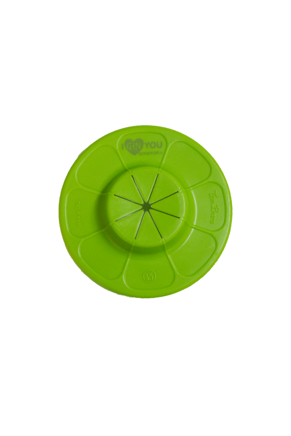 Muddle cup cover green