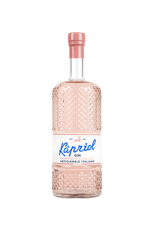 Kapriol Gin Pompelmo Rosa e Ibiscus