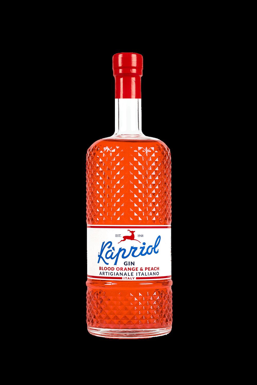 Kapriol Gin Arancia Rossa e Pesca