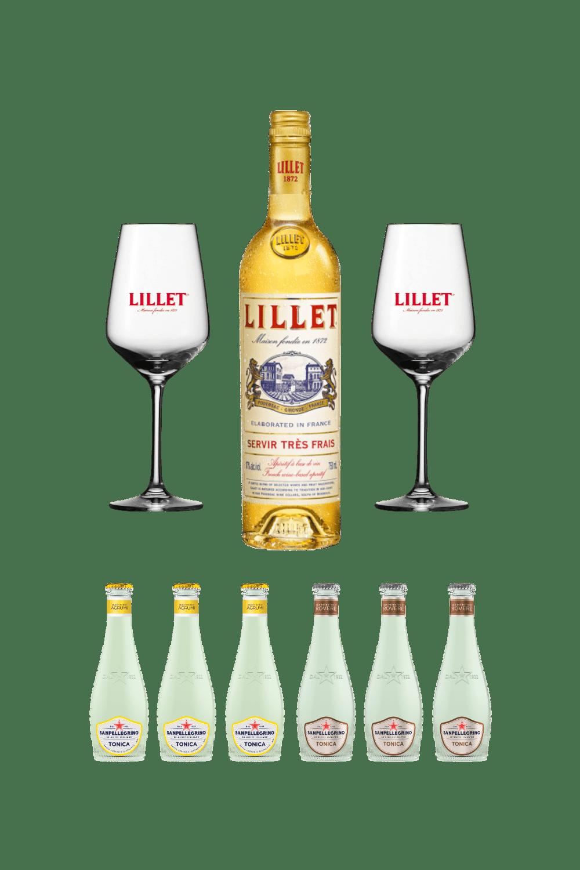 Aperitivo Lillet Blanc
