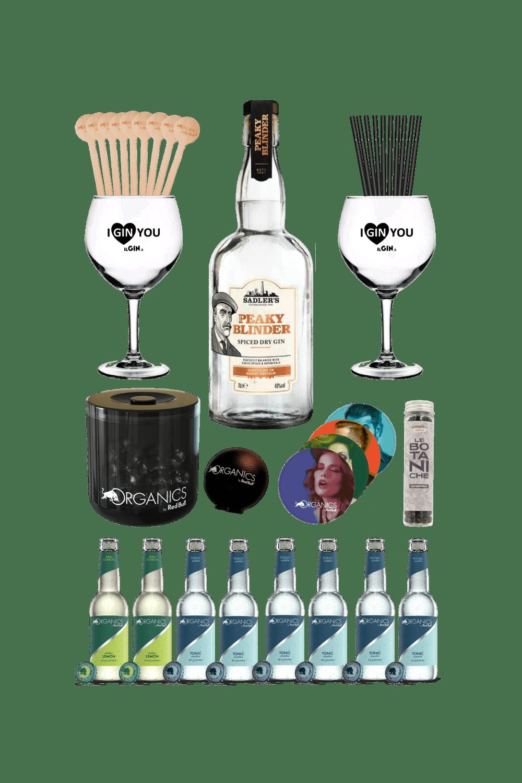 Peaky Blinder – Organics party kit