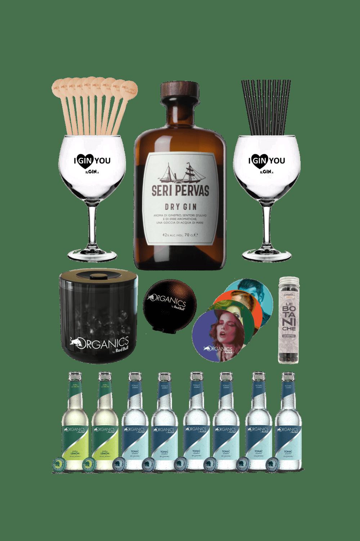 Seri Pervas – Organics party kit