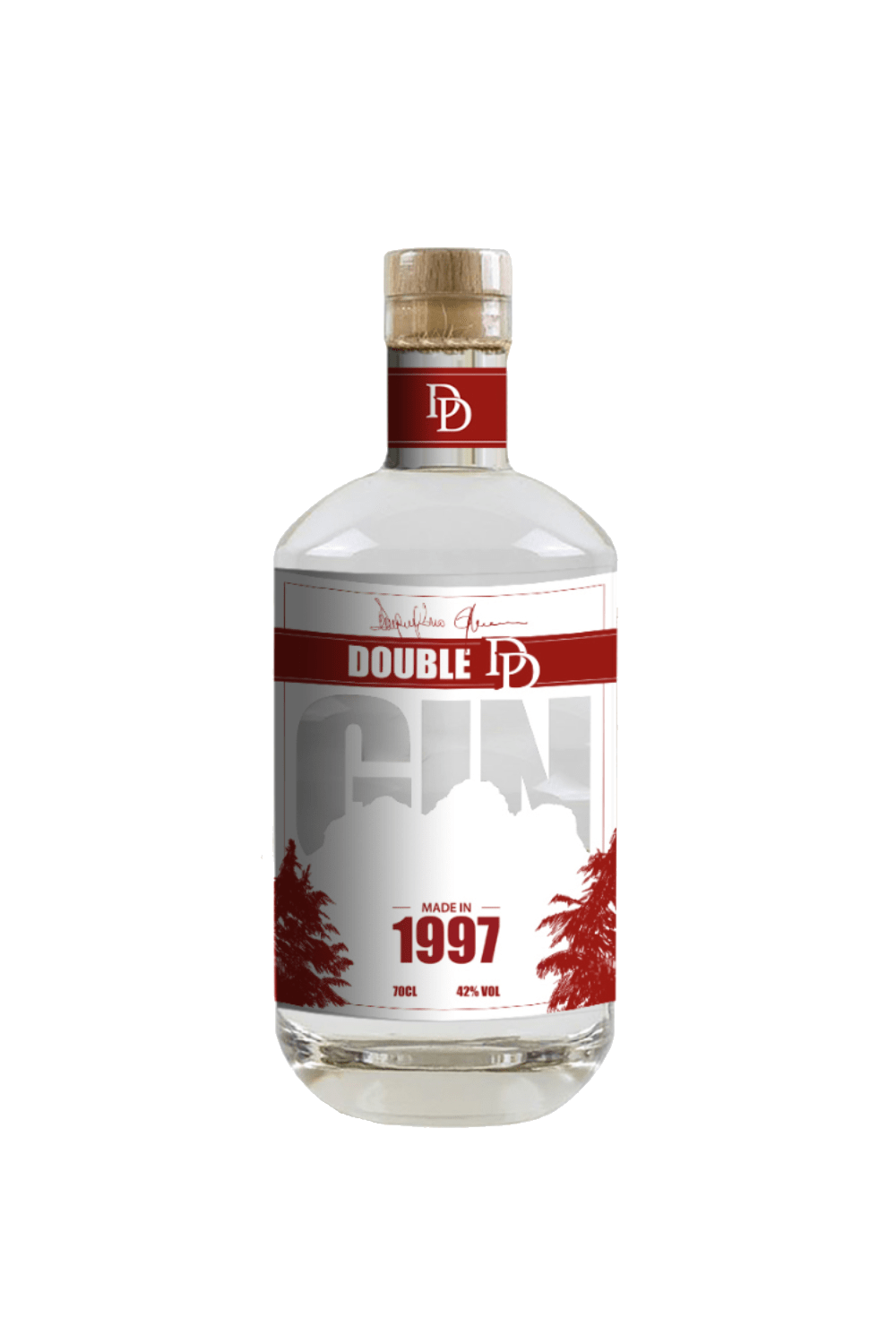 Double D London Dry Gin