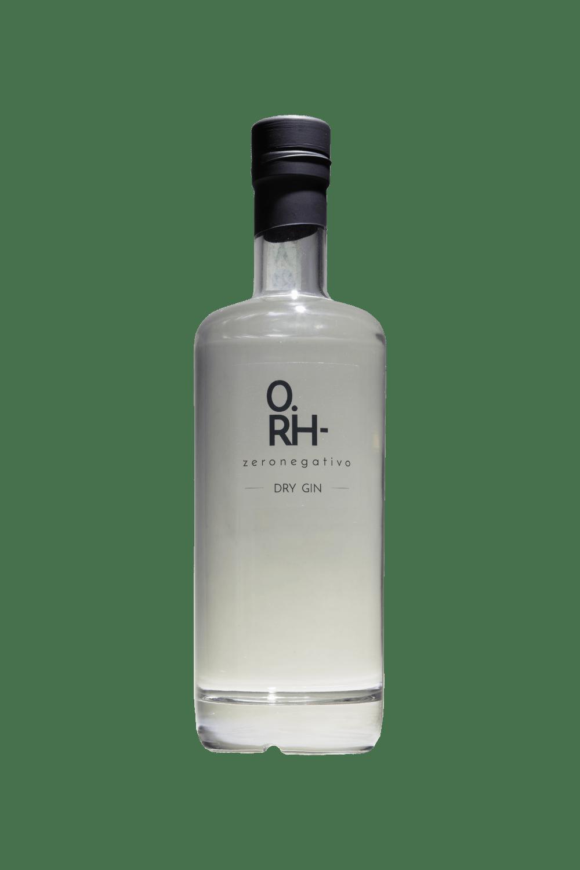 Gin Zeronegativo