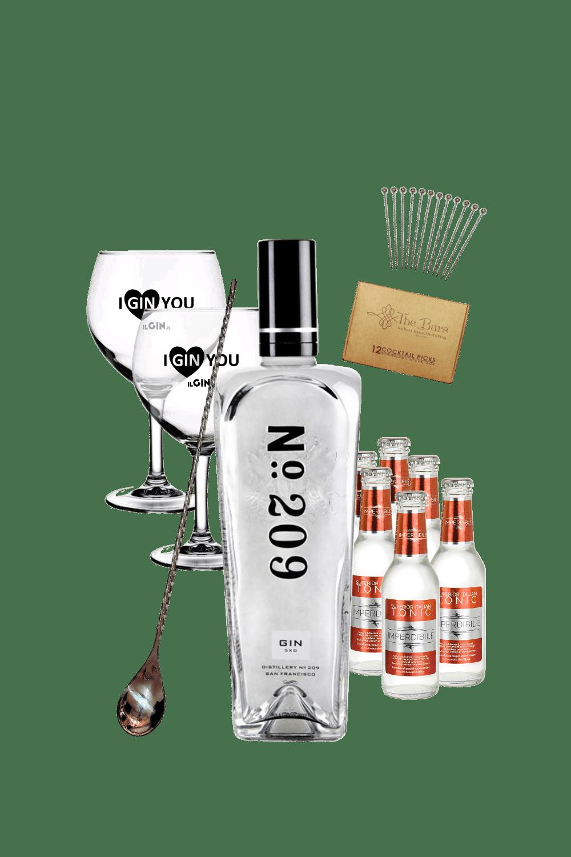No. 209 American Gin – American Summer
