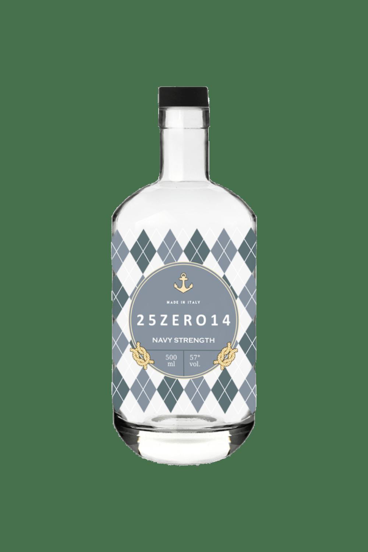 25Zero14 Navy Strength Gin