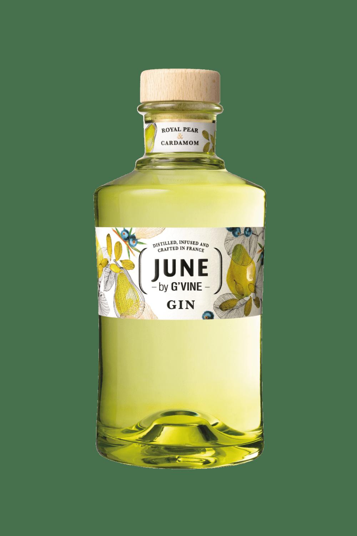 June Royal Pear & Cardamom Gin by G'Vine