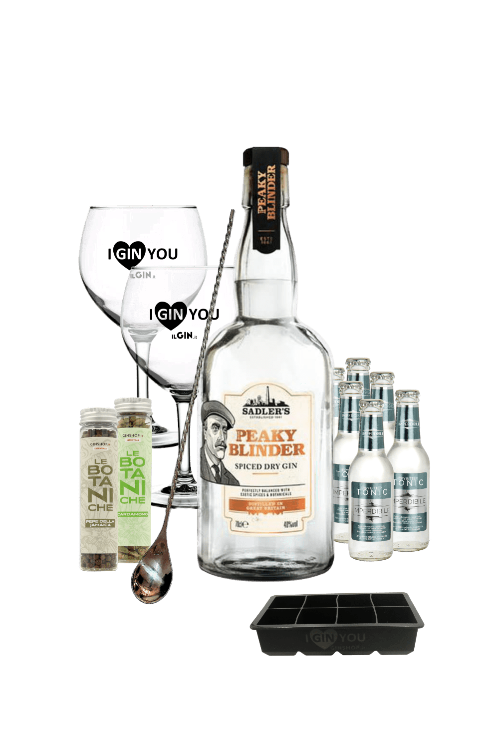 Peaky Blinder – Shelby's Tonic