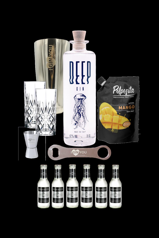 Deep Gin – in fondo al mango