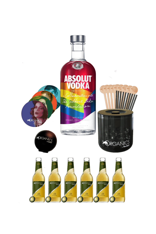 Absolut – Organics mate kit
