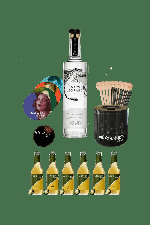 Snow Leopard – Organics mate kit