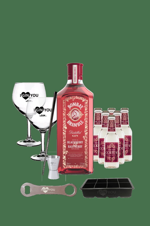 Bombay Bramble – tonic kit