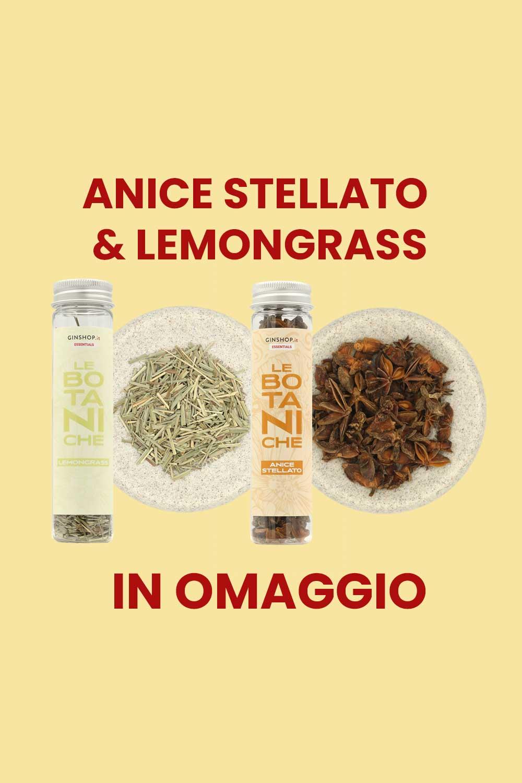 Specials Anice & Lemongrass