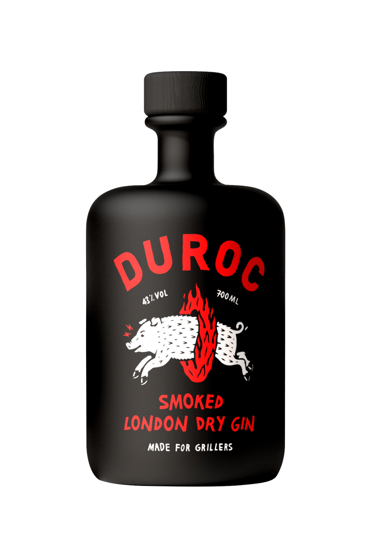 Duroc Smoked London Dry Gin