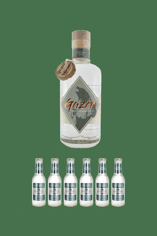 Gazèr gin – la coppia perfetta